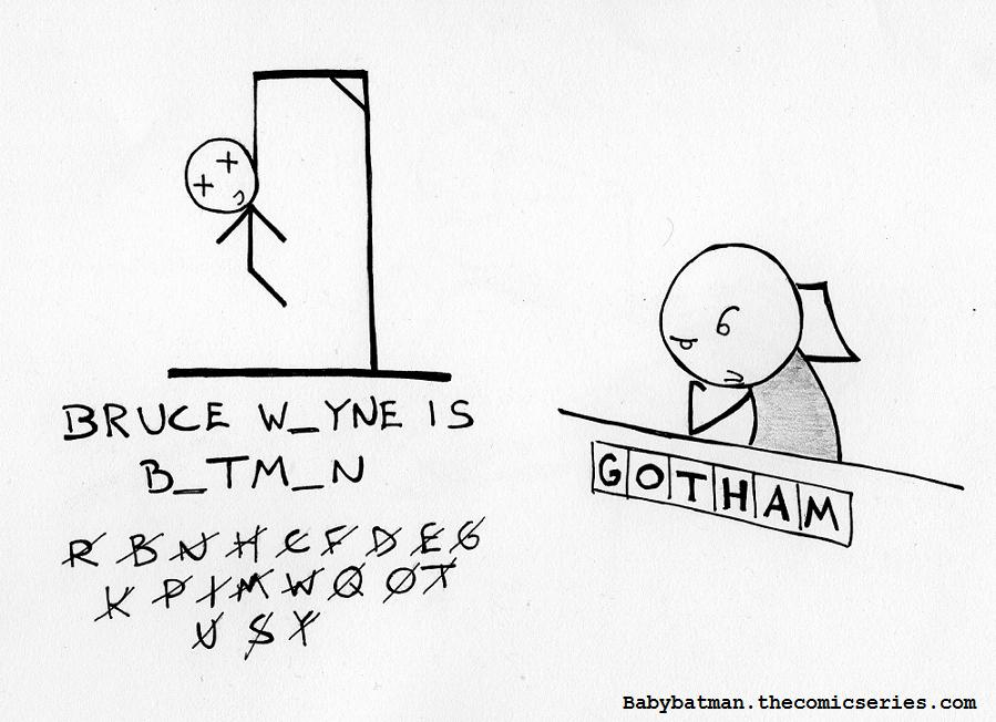 Why you never see Gotham on University Challenge.